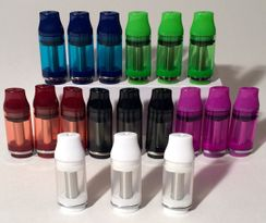Oil & E Liquid Tanks for Micro Vape Pens