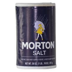 Morton Salt Secret Stash Containers