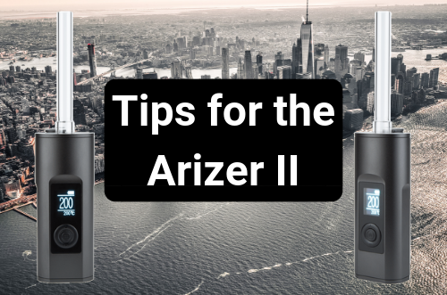 arizer-solo-2-tips