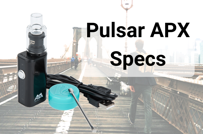 pulsar-apx-wax-vaporizer-specs