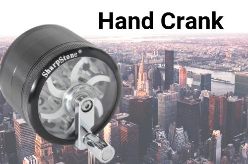 hand-crank