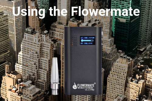using-the-flowermate-v5.0-pro