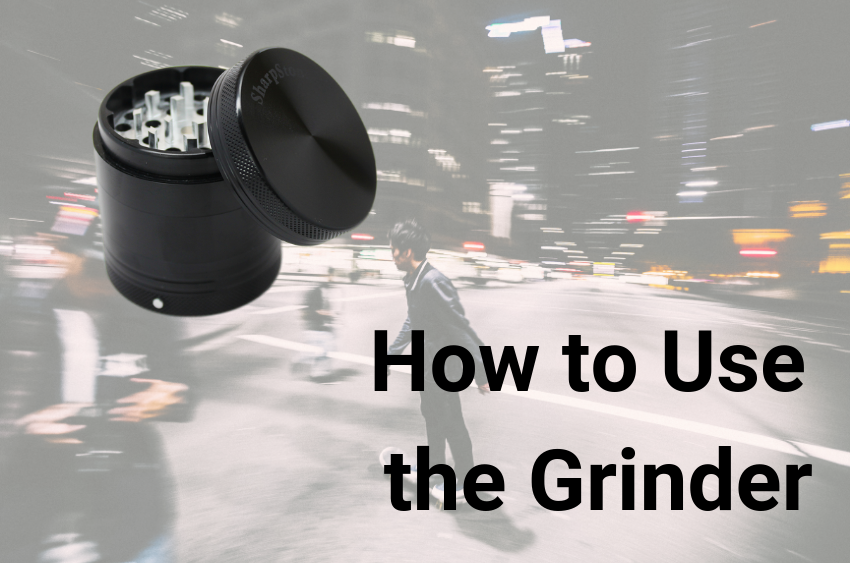 how-to-use-the-sharpstone-vibrating-herb-grinder