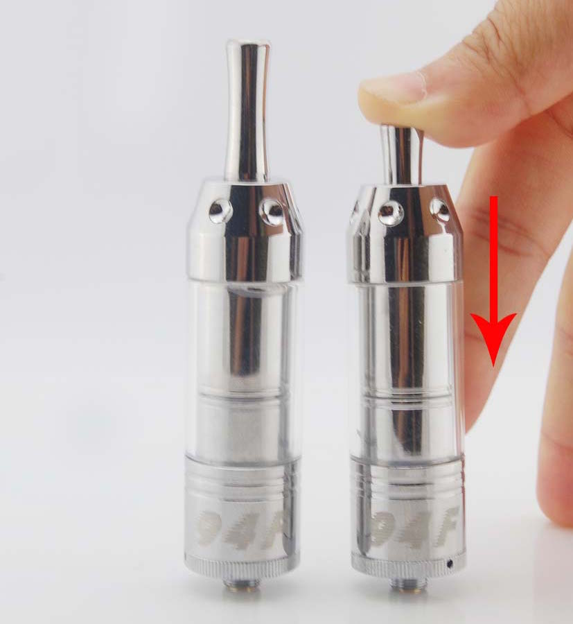 Yocan 94F Atomizer Size and Shape
