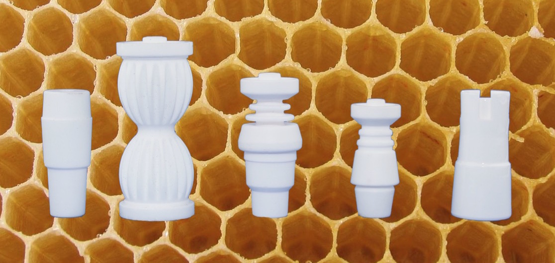 Ceramic Domeless Nails & Carb Caps